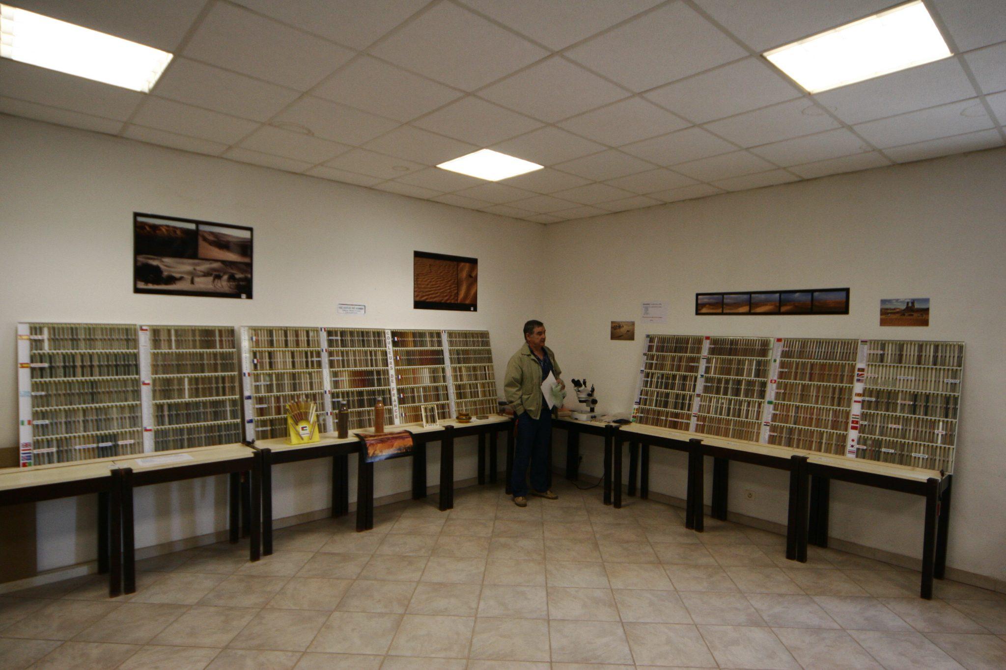 Exposition au Domaine de Sigalous